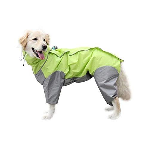 Süßes Teddybär Kostüm - Yangyme Kleidung für Haustiere, wasserdicht, wasserdicht/Regenanzug,