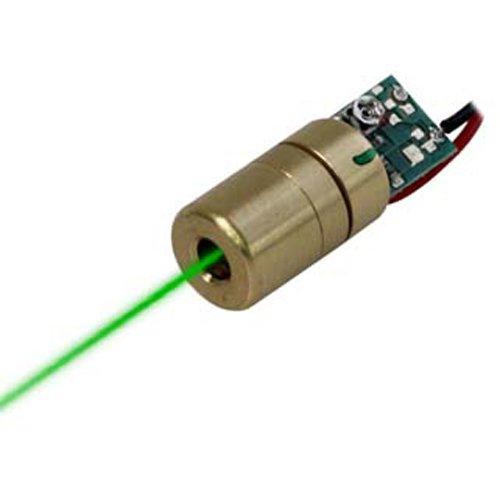 Quarton Laser Modul vlm-520-02LPT (verstellbar Direct grünen Punkt Laser) Dpss-laser