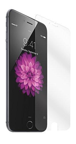 dipos I 6X Schutzfolie klar passend für Apple iPhone 6S Plus Folie Displayschutzfolie
