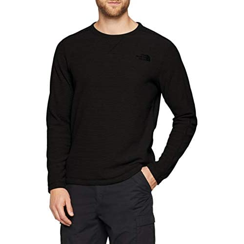 31X n6NBJtL. SS500  - THE NORTH FACE Men's Men's Texture Cap Rock Crew Long Sleeve Long Sleeves Shirt