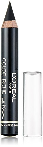 L'Oréal Make Up Designer Paris Color Riche le Kajal Matita Occhi, 501 Oriental Black