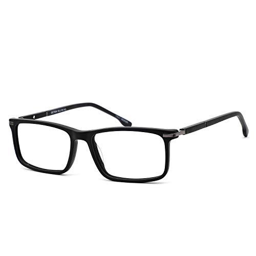 OCCI CHIARI Optische Brillen Rahmen Green Brille Optische Gläser Vintage Acetat Oval Brille Leichte Brillen Full Herren