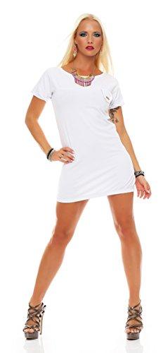 AE - Chemisier - Femme Blanc
