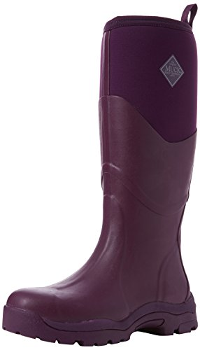 Muck Boots Greta II Max, Stivali di Gomma Donna Purple (Shadow Purple)