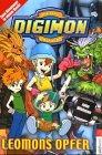 Digimon, Digital Monsters, Leomons Opfer - John Whitman