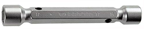 Facom-Double 97,20 x 22 Clé à douille forgée 20 x 22 mm