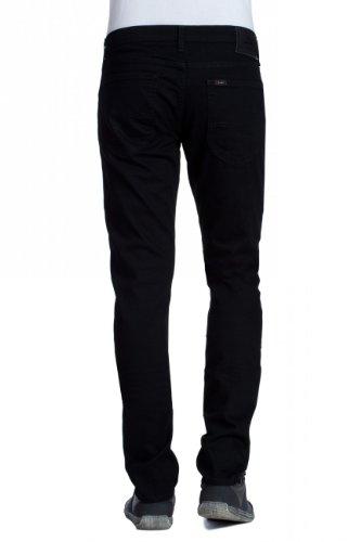 Lee -  Luke - Jean - Homme - clean black (HFAE)