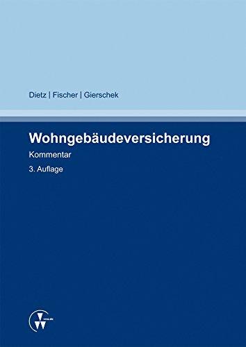 Wohngebäudeversicherung (German Edition)