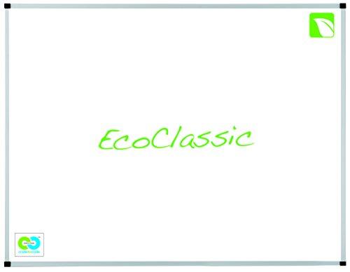 Nobo Pizarra Eco-Classic blanca magnética acero vitricado 1800x1200 - Accesorio magnético (1800 mm, 1200 mm)