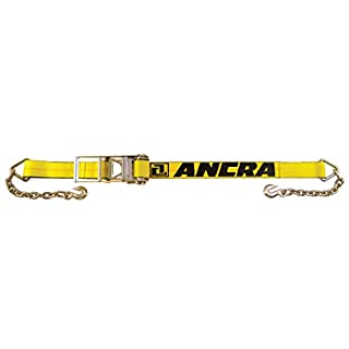Ancra 48987-24 Ratchet with Chain Ends, 3-Inch by 27-Feet