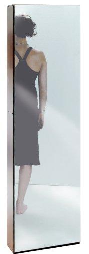 Valdomo Anta Scarpiera Cm Mirror SpecchioNoce50x18x180 A TlJcKu3F51