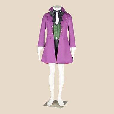 Cosplay Alois Kostüm - Sunkee Black Butler Cosplay Alois Trancy Kostüm, Größe XL( Alle Größe Sind Wie Beschreibung Gesagt, überprüfen Sie Bitte Die Größentabelle Vor Der Bestellung )