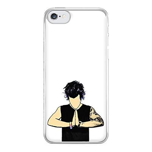 Harry Styles Cartoon Phone Case - iPhone 4 / 4s (Ipod 4 Fällen 1d)