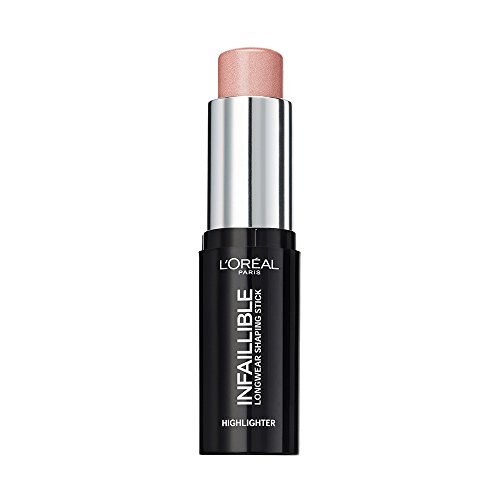 L'Oreal Paris Make-up Designer Stick Iluminador 24h Tono 501 Oh My Jewels - 34 gr