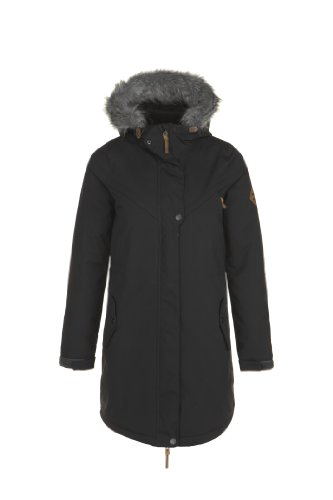 O'Neill, Giacca donna Jacke ADV Journey Parka , Nero (Pirate Black), XL