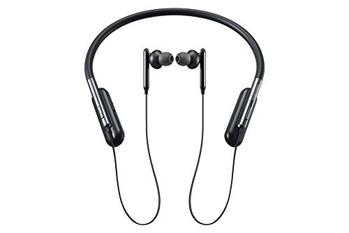 Samsung U Flex Auricolari Bluetooth, Nero [Versione Italiana]