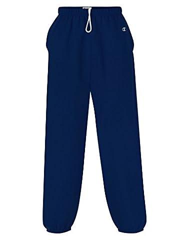 Champion P2170 Max Pantalon en coton - Bleu - Small