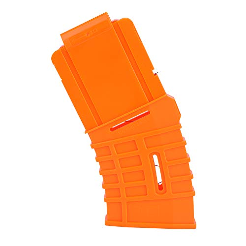 Nerf Clip - 10 Darts Soft Bullet Magazin Clip Halter Ersatz für Nerf Toy Gun Zubehör