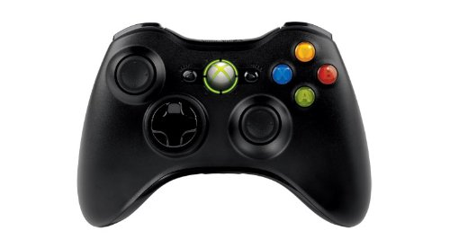 Price comparison product image Microsoft JR9-00010 - XBOX360 WRLS CONTROLLER WIN - FOR WINDOWS BLACK IN
