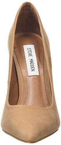 Steve Madden FootwearPrimpy Pump - Scarpe con Tacco Donna Marrone (Camel)