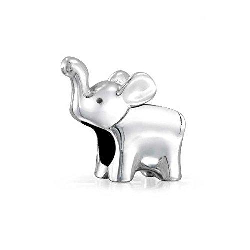 truecharms-banado-en-plata-lucky-elefante-animal-charm-beads-fits-pandora-charms-pulseras-de-joyeria