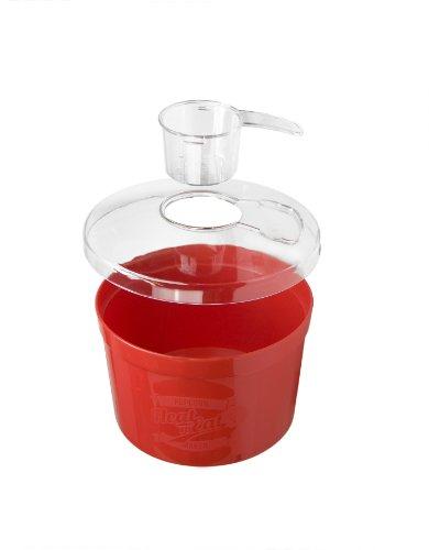 Mustard Maquina de Hacer Palomitas, Rojo, Centimeters