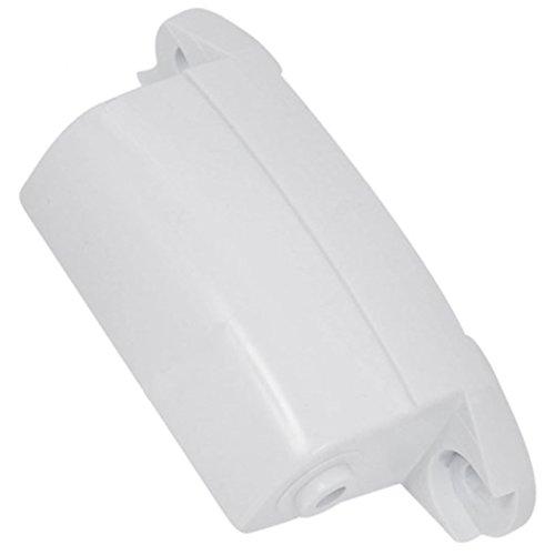 GENERAL ELECTRIC Wäschetrockner Kunststoff Tür Scharnier (weiß)