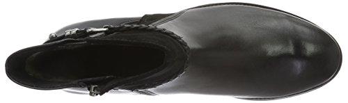 Caprice 25328, Stivaletti Donna Nero (BLACK COMB 19)