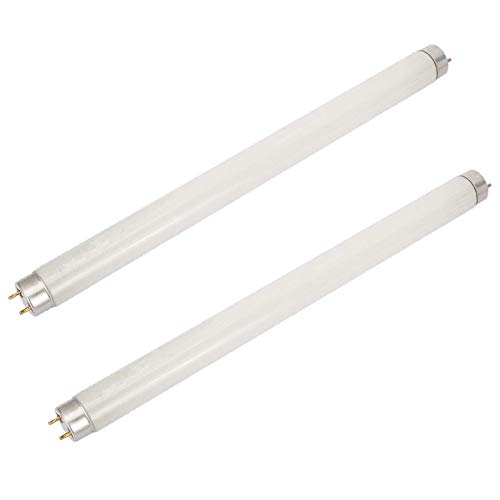 miglior 6 W Fly Killer Lampadina T5 Tubo UV, 2-Pack antiza