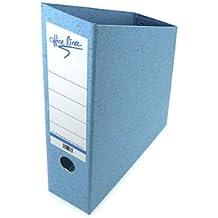 """Office Line Stehsammler """"Granite"""", blau, für DIN A4, Art.Nr.: 770344"""