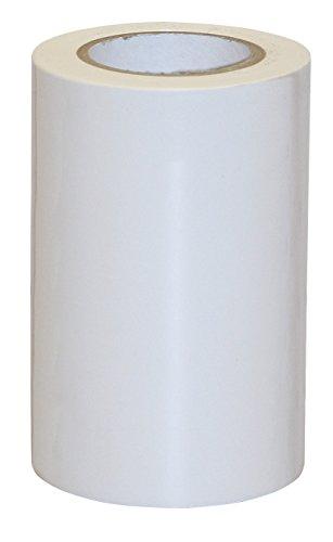 Kerbl 29831 Siloklebeband, 100 mm x 10 m, Stärke 0.2 mm, weiß