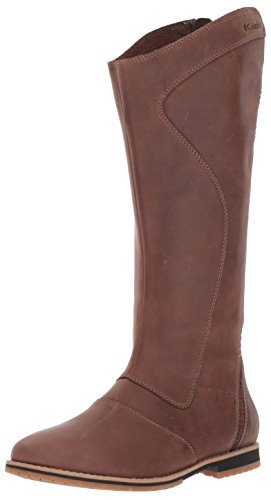 Tan Womens Oxford (Columbia Women's Twentythird Ave Waterproof Tall Boot Uniform Dress Shoe, Tobacco, Oxford Tan, 7 B US)