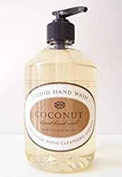 Coconut Cleansing Hand Soap