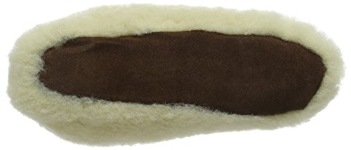 Woolsies - Wappa, Pantofole Unisex – Adulto Beige (Beige (Cream))