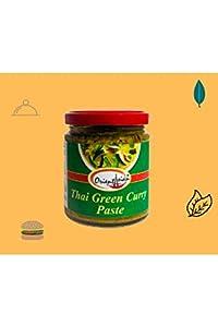 OrientAsian Thai Green Curry Paste (200g)