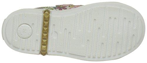 Primigi Mädchen Pgl 7166 Flach Multicolore (Rosa/Beige Panna Multicolore)