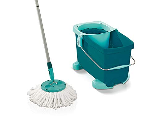 Leifheit Set fregona rotatoria Clean Twist Disc Mop