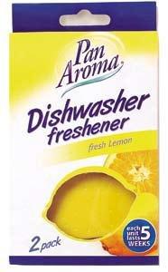 pan-aroma-dishwasher-freshener-lemon-2-pk