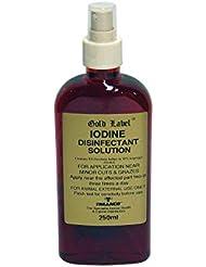 Gold Label Iodine Disinfectant Spray, 250 ml