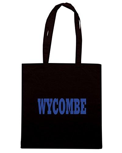 T-Shirtshock - Borsa Shopping WC0758 WYCOMBE Nero