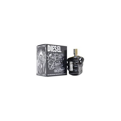 Diesel Only The Brave Tatoo Eau de Toilette Spray for Men, 2.5 Ounce by Diesel (English Manual) - Diesel Manual
