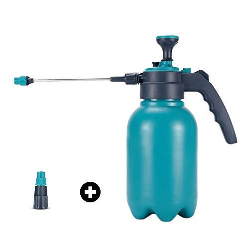 RUIMA Multifunktionale Säure- und Laugenspraygießkanne Wasserdrucksprayflasche Gartengießflaschendrucksprayflaschenspray -