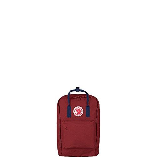 Fjallraven - Sac A Dos Kanken Pour Ordinateur Portable 15 ox red royal blue