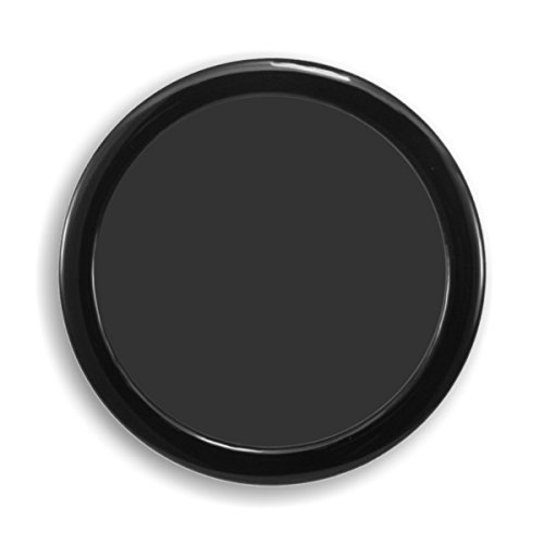 DEMCiflex Dust Filter 120mm redonda - negro/negro