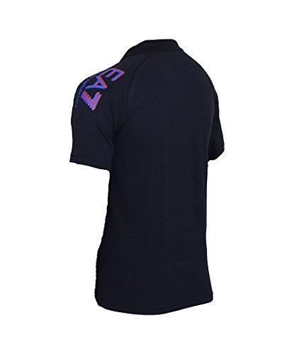 EA7 EMPORIO ARMANI Shirt Polohemd Poloshirt Polo navy 6XPF55 PJ03Z 1578 Blu Notte HW16 Blu Notte