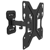 "Image of 'Link ACCESSORI 42""Flat Screen Wall Mount–black lkbr02Wall Mounts for Flat Screens (30kg, 23cm (23""), 106.7cm (42""); 75x 75mm, 200x 200mm, black) - Comparsion Tool"