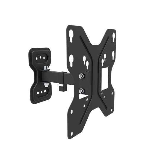 "'Link ACCESSORI 42 ""Flat Screen Wall Mount – black lkbr02 Wall Mounts for Flat Screens (30 kg, 23 cm (23""), 106.7 cm (42 ""); 75 x 75 mm, 200 x 200 mm, black) - Best Price"