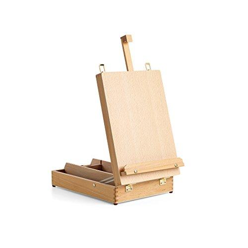 ColArt Caballete, Madera, marrón, 28x 10,5x 42cm