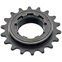 RMS - Rueda libre simple, 16t, 1/2 x 1/8 pulgadas, doble jaula de bolas (ruedas libres)