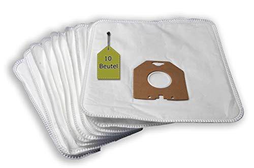 eVendix Staubsaugerbeutel passend für Philips HR 8700-8999 VisionExcel | 10 Staubbeutel + 2 Mikro-Filter | ähnlich wie Original-Beutel: Oslo, HR 6938, 6939, 6983